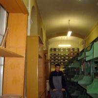 Költözik a könyvtár : a Dugonics téri épület földszinti könyvraktárának kiürítése