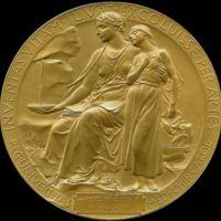 Szent-Györgyi Albert Nobel-díj érmének hátlapja